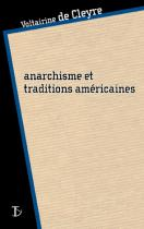 Anarchisme et traditions am�ricaines
